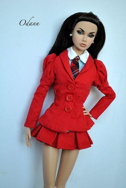 Poppy Parker Reluctant Debutante | Barbie fashion