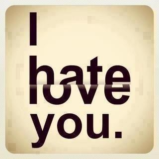 Hate/Love?