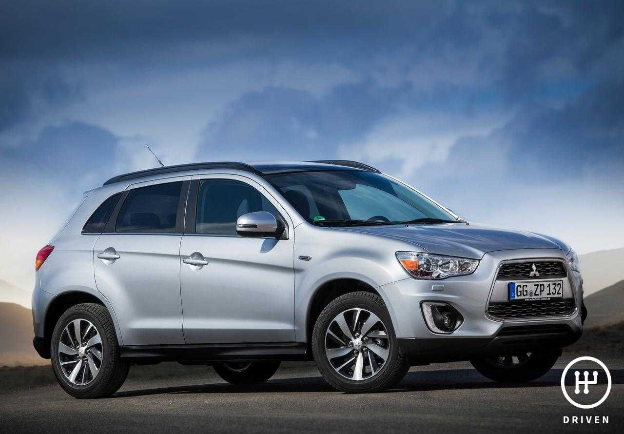 Mitsubishi 2016 ASX Technical Features & Pictures