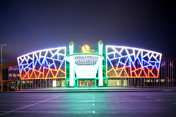 Объекты Универсиады, Казань