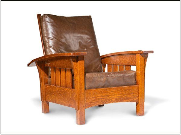 Project Classic Morris Chair Fine Woodworking Morris