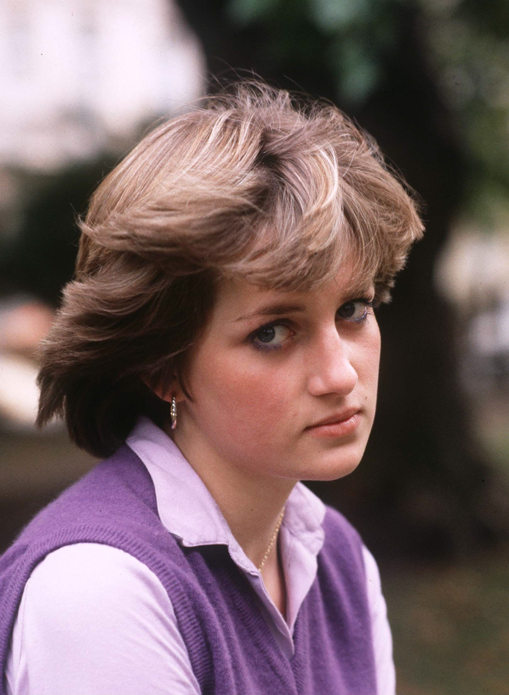 Princess Diana e Day e Dress 17th September 1980 Pimlico