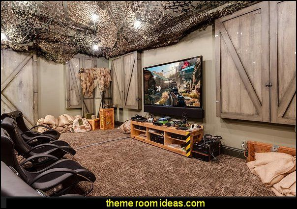 Coles Camo Room, My son is four, and wanted a camo hunting room ...