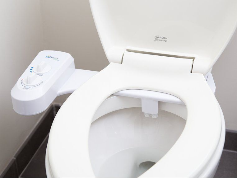 Biobidet Non Electric Bidet Toilet Attachment Bidet Toilet