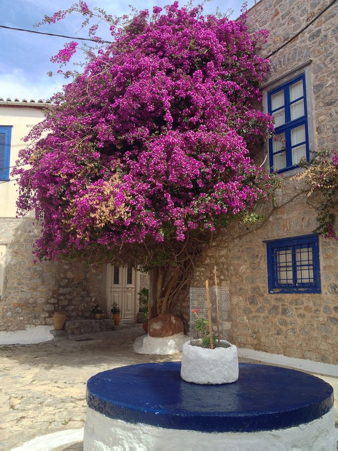 Hydra island, Saronic gulf, island, Greece. - Selected by www.oiamansion in Santorini.