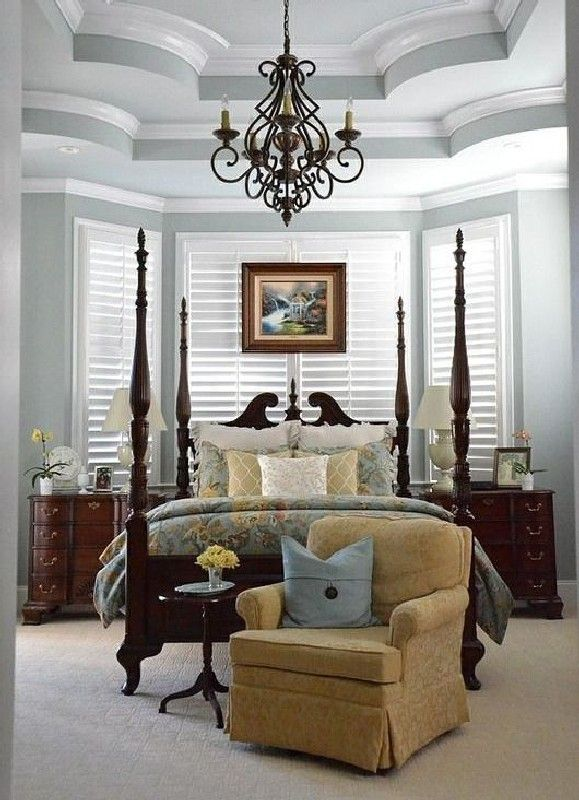 Turn Your Bedroom into an Elegant and Classy Traditional Bedroom with These 25 Ideas