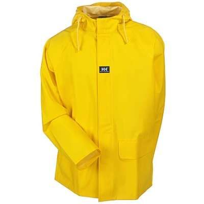d53bdec80a Wear this rain jacket and be seen and stay dry! | High Visibility ...