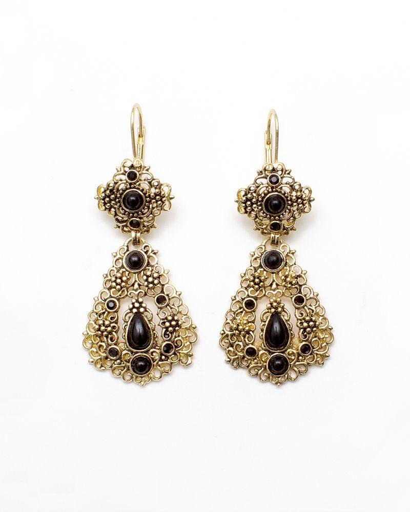 Chambord earrings