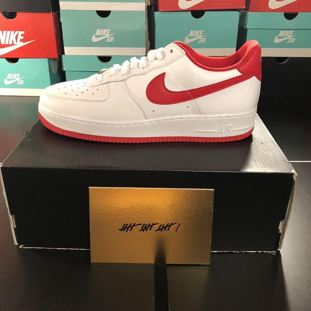 Nike Air Force 1 Low Retro CT16 QS