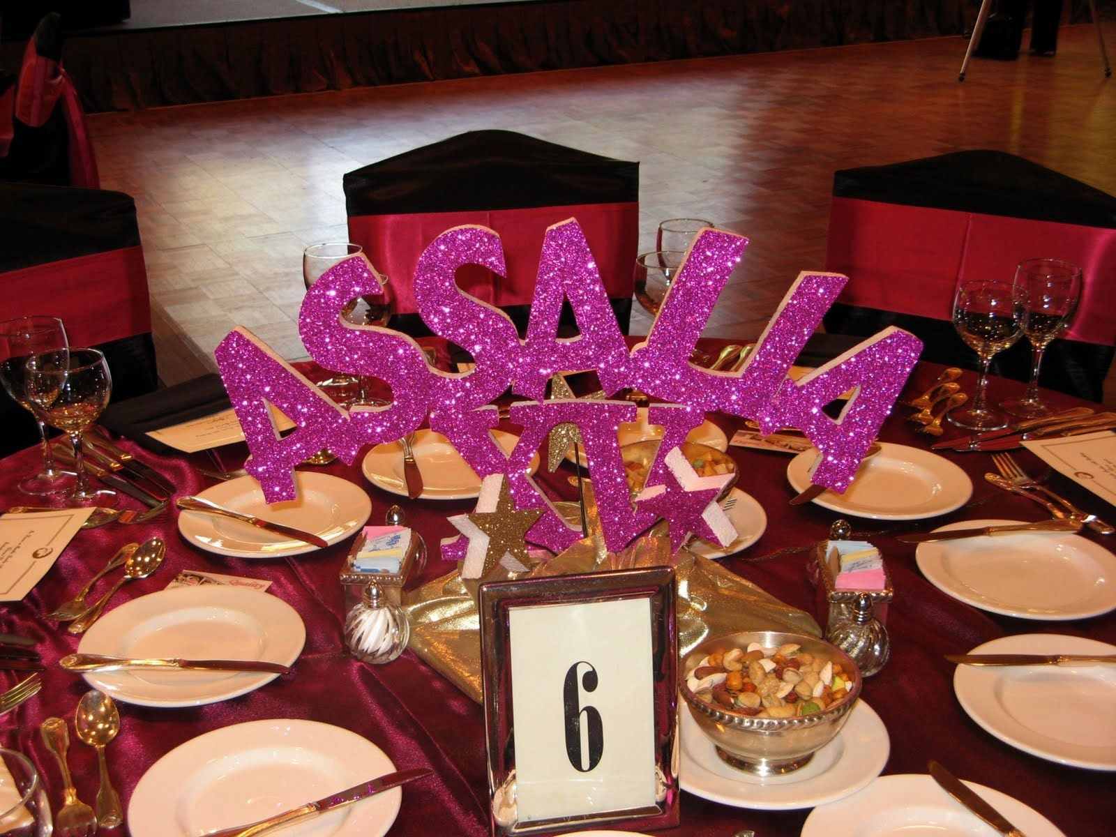 Quinceanera Decoration Ideas For & quincenera themes - Bing Images | orange and pink b day | Pinterest ...