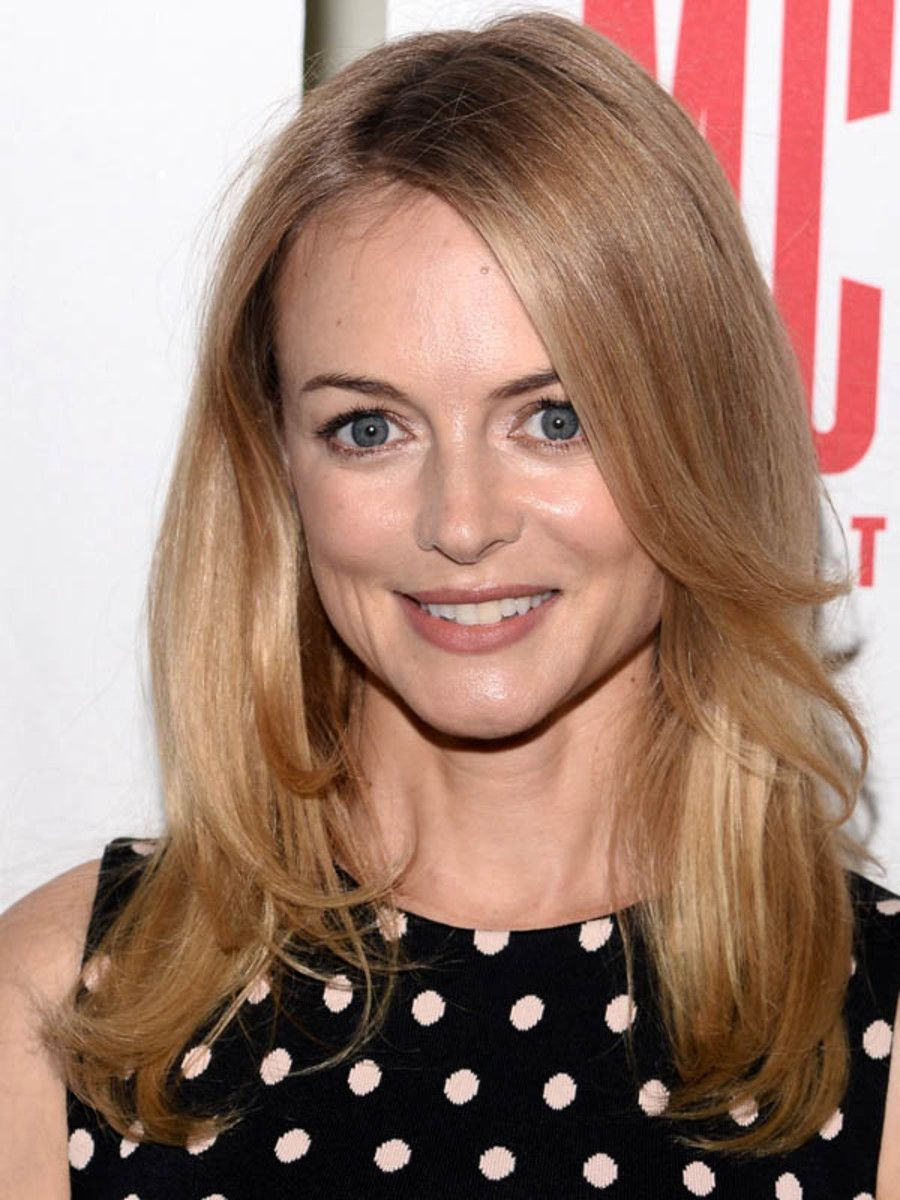 Heather Graham, Age 44, Has Uncovered the Fountain of