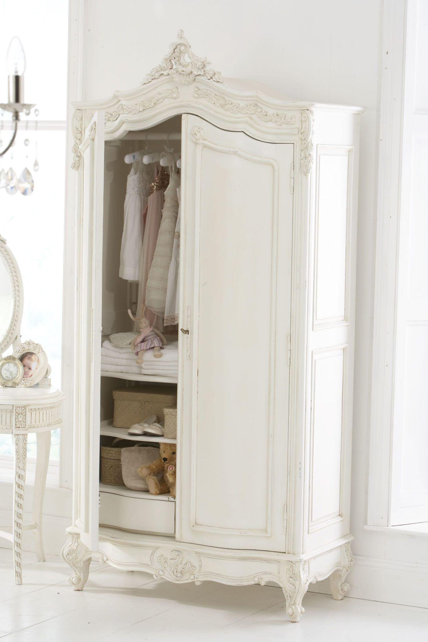 Shabby Chic Magnifique suspension Armoire Bain parfum armoire placard G