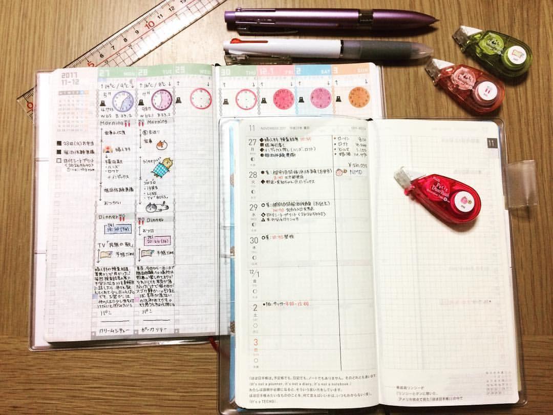 手帳時間 Weeksに書いてる超 ざっくりな家計簿 さて