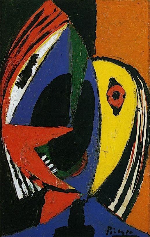 Pablo Picasso - Buste de Femme - 1929 | Modern Art | Pinterest ...