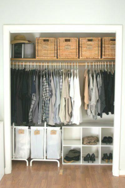 49 Bedroom Ideas For Small Rooms For Couples Closet Organization - Home Decor De... -  49 Bedroom Ideas For Small Rooms For Couples Closet Organization – Home Decor Design #bedroomidea - #bedroom #closet #couples #decor #DecoratingKitchen #home #HouseDesign #ideas #organization #rooms #small #SmallRoomDesign