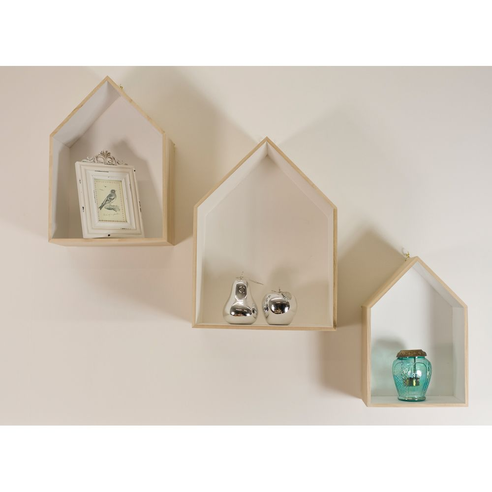 This unique \'house\' storage display box is a wonderful statement ...