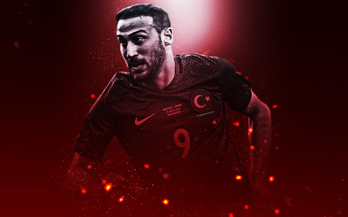 Download Wallpapers Cenk Tosun, 4k, Creative Art, Turkey