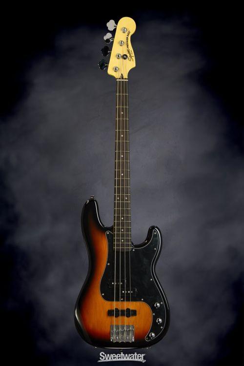 Squier Classic Vibe 70s Jazz Bass Natural Squier Fender Jazz Bass Guitar