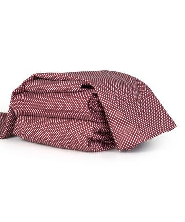 This Red Journee Home Mod Microfiber Sheet Set is perfect! #zulilyfinds