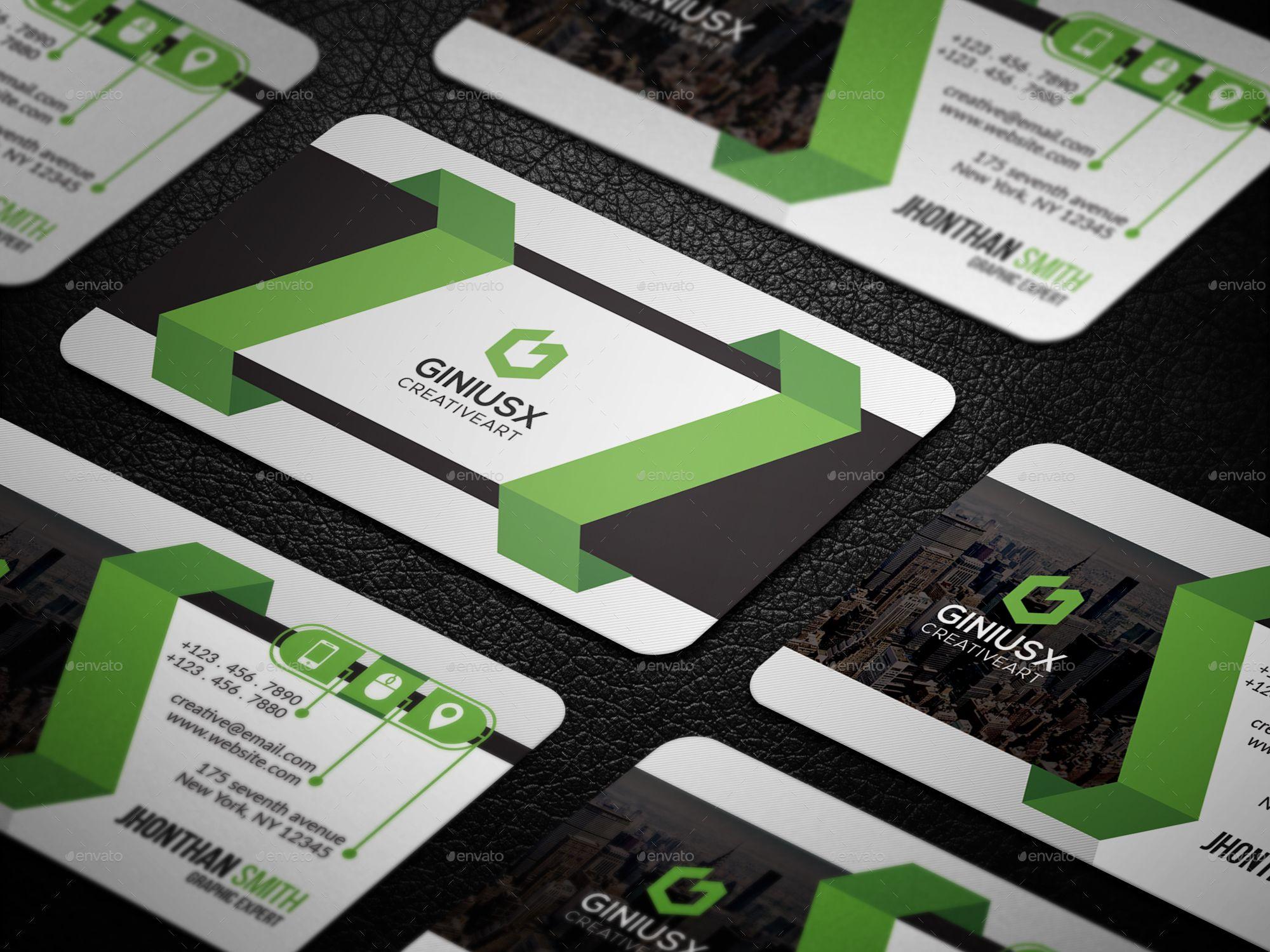 Corporate Business Card Corporate Business Card Chicken Food