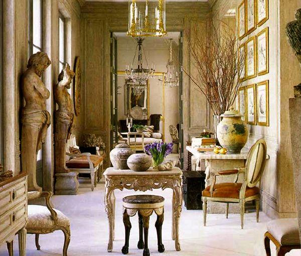 Tuscan Interiors studio veneto Pinterest Tuscan design