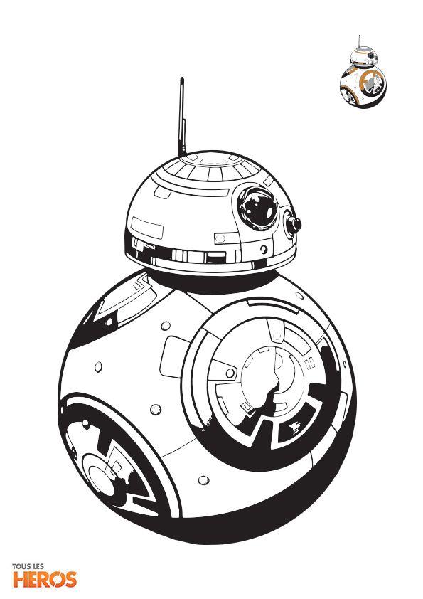 Coloriez les personnages de starwars coloriage sur coloriages de - Coloriage de star wars lego ...