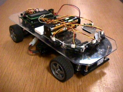 How To Make A Remote Controlled Robot Car Radio Control Diy