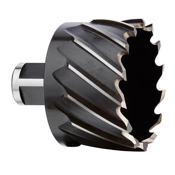 1 Depth Hole Cutters 22mm HSS Annular