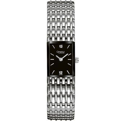 Caravelle by Bulova Ladies' Silver Tone Watch