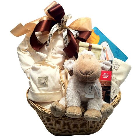 . If you don t know if is boy or girl.go for neutral Newborn Baby Basket. www.mybaskets.ca