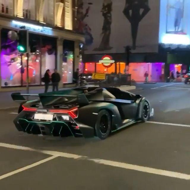 Lamborghini Veneno �