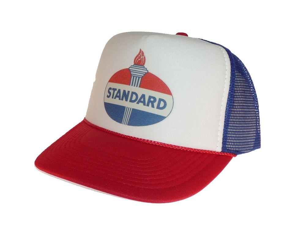 Talladega Nights Wonder Bread Retro Wei/ß Hat Cap