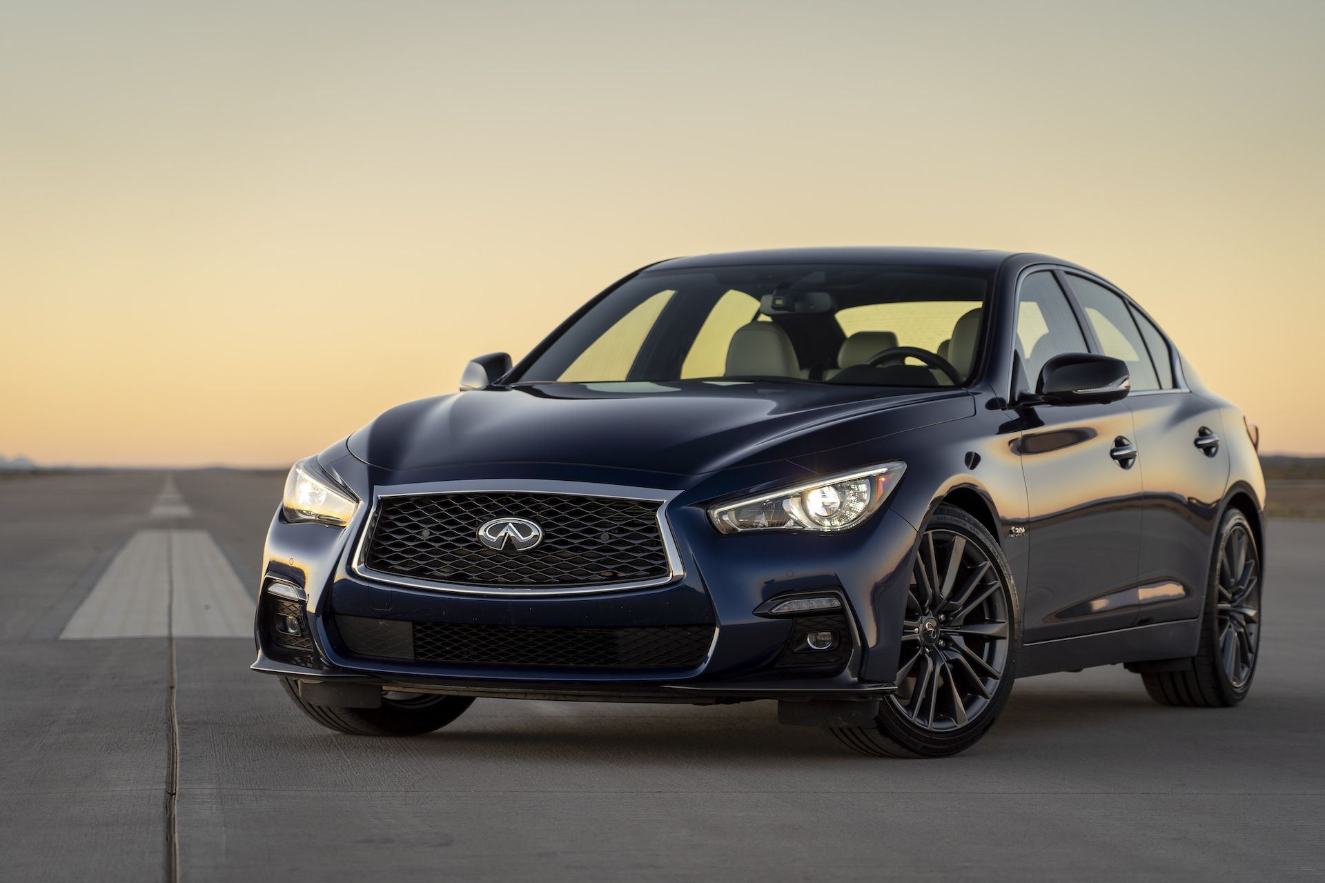 Review 2020 Infiniti Q50 Red Sport 400 And Images Feels Free To Follow Us Di 2020