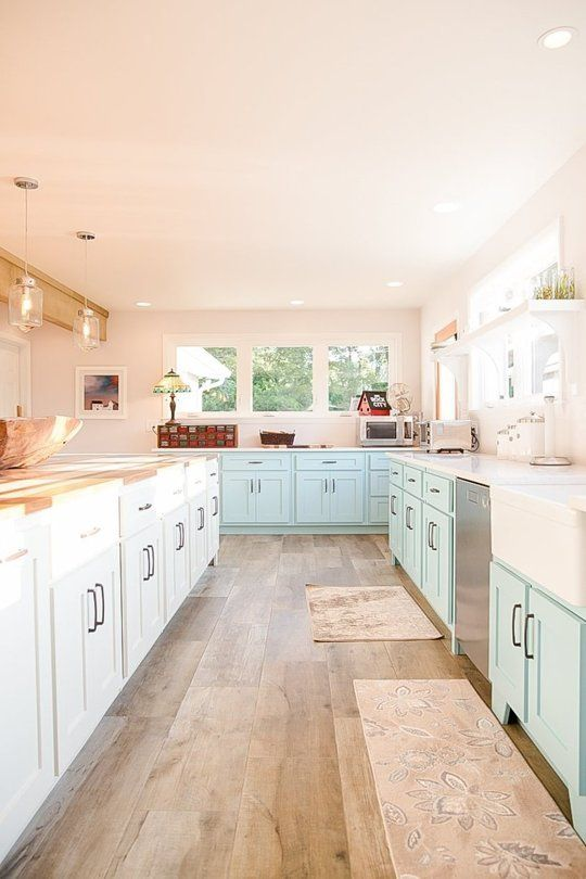 Before & After: Bright & Beautiful Nashville Kitchen