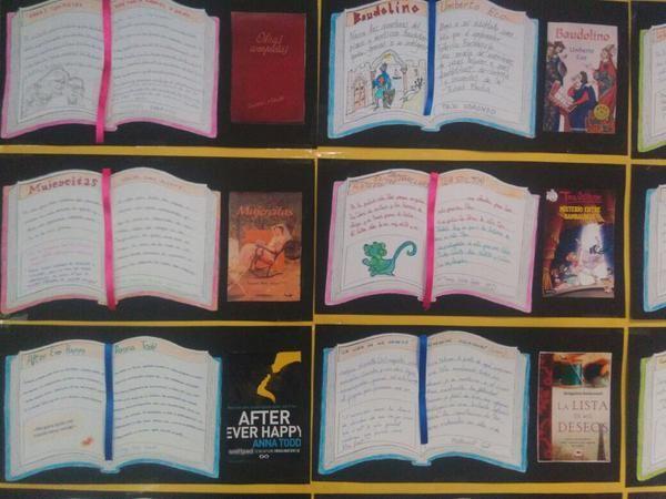 Día Del Libro En El Ies Federico García Bernalt Salamanca El Dia Del Libro Centro Educativo Actividades