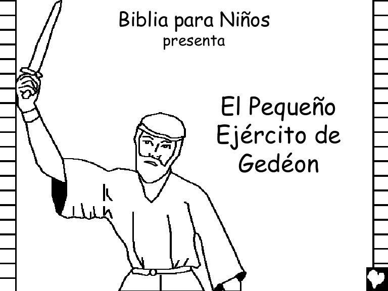 Biblia para Niños presenta El Pequeño Ejército de Gedéon | historia ...