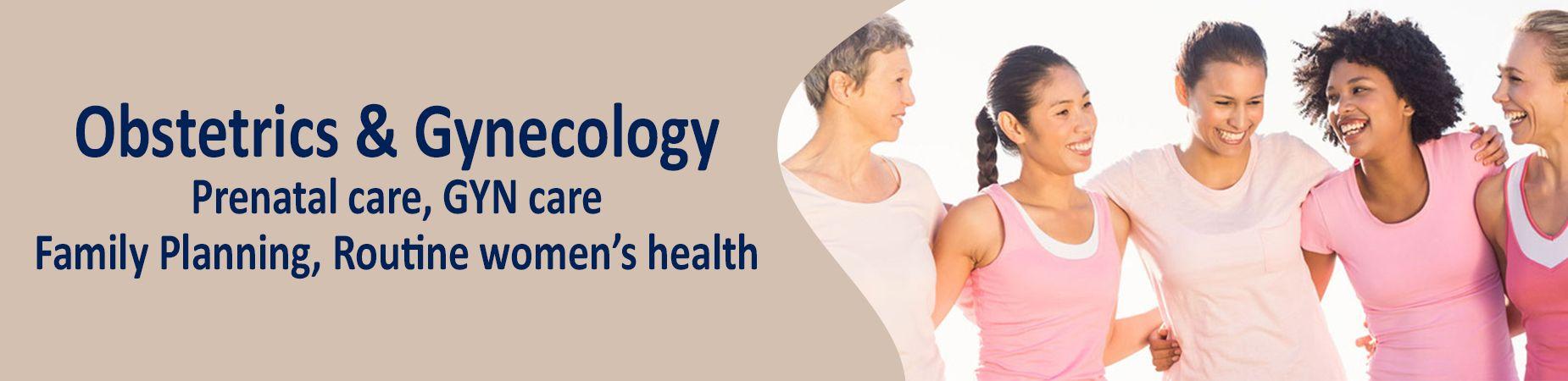 OBGYN Near Me Prenatal care, Obgyn doctor, Health care