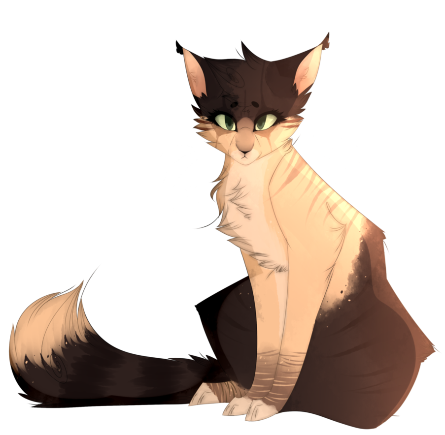 Ashcloud (medicine cat). Sister of Sweetfur. Female