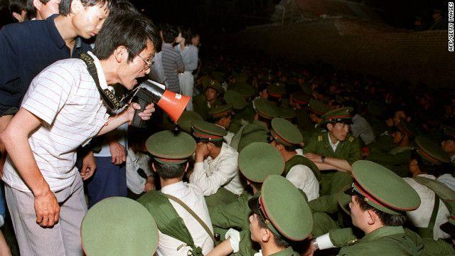 Điều gì thực sự đã xảy ra ở Thiên An Môn 25 năm trước? 18+   Sự chuyển đổi Trái đất