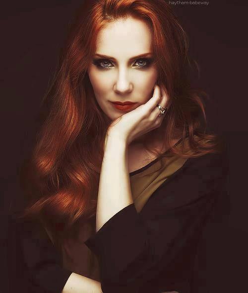 Simonesimons Symphonicmetal Epica M Redheads Metal Girl Girls With Red Hair
