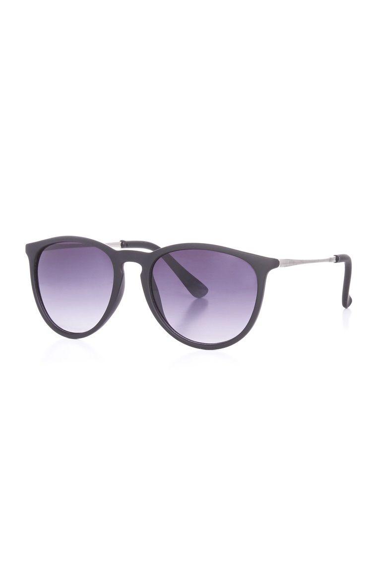 788789fe752 Black Round Sunglasses Black Round Sunglasses