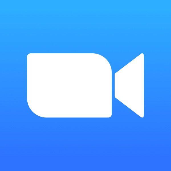 ZOOM Cloud Meetings on Zoom cloud meetings, Ipad video