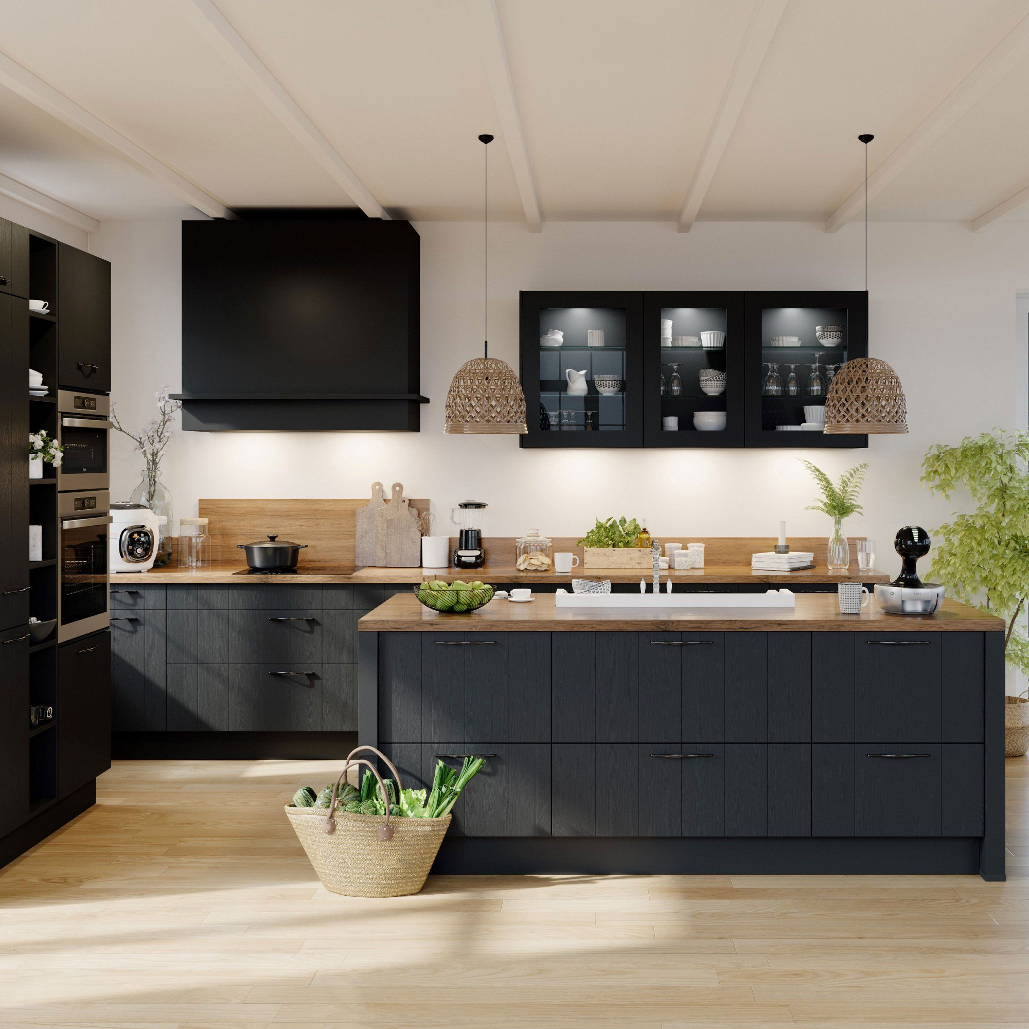 17 Nouvelles Cuisines Ultra Canons Home Staging Cuisine