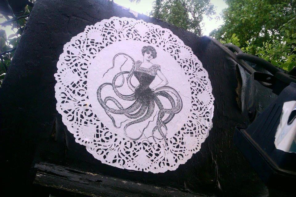 Smot - street art