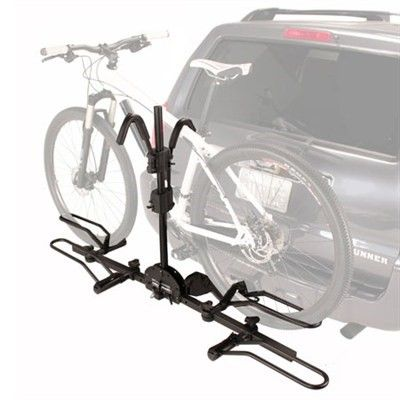 Hollywood HR200 Trail Rider 2 Bike Carrier Hitch Rack Universal Fit Bicycle New