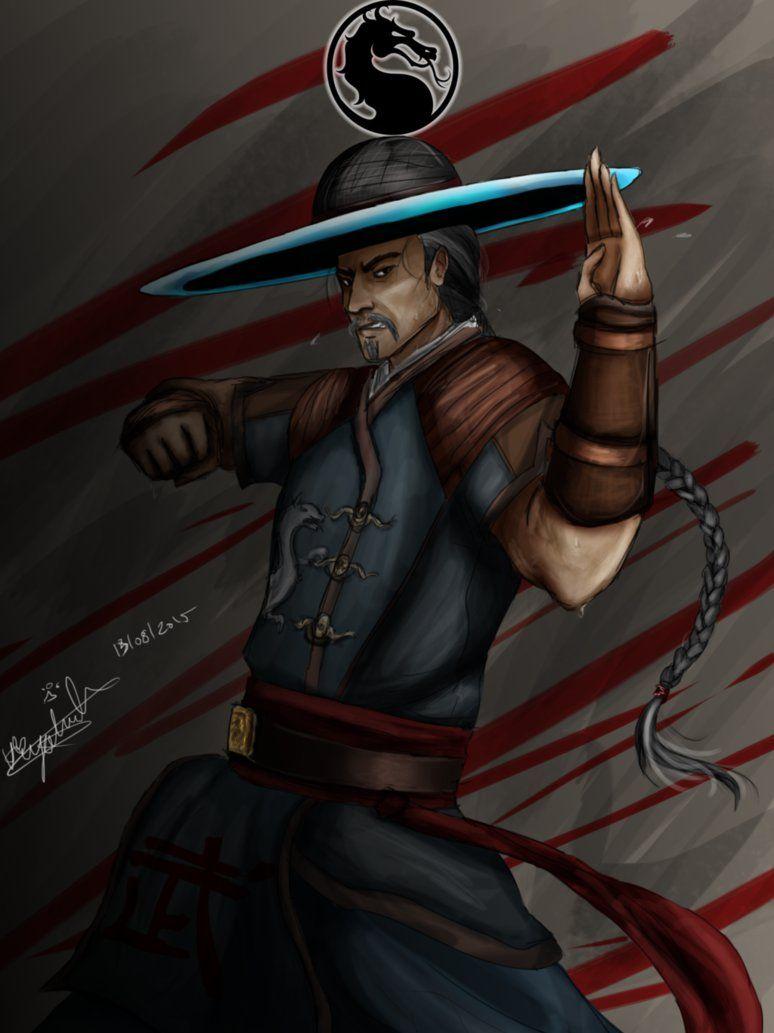 Rise Kung Lao Mortal Kombat Art Mortal Kombat 2 Mortal Combat