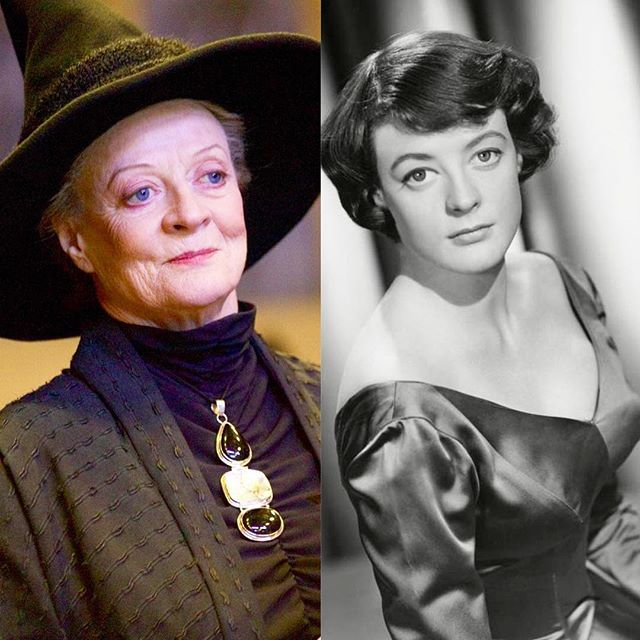 Happy 82nd Birthday To Dame Maggie Smith Harrypotter Comment Your Favorite Mcgonagall Quote Maggie Smith Young Maggie Smith Maggie Smith Quotes