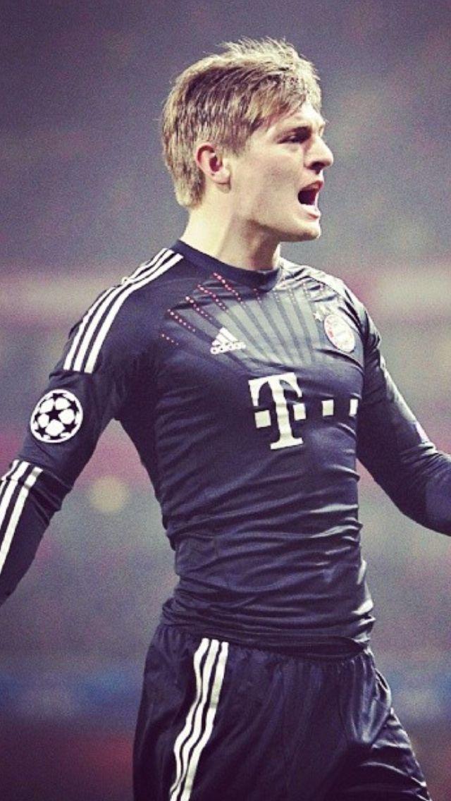 Toni Kroos - Germany and Real Madrid #footballislife