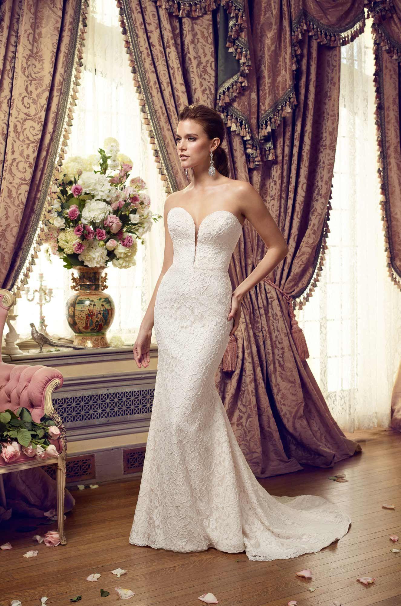 Plus size wedding dress designers  Ethereal Skirt Wedding Dress  Style   BSB Wedding Gowns