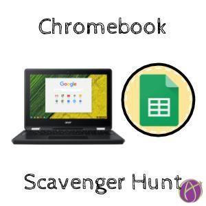 Chromebook Scavenger Hunt   Chromebooks   Chromebook, Google
